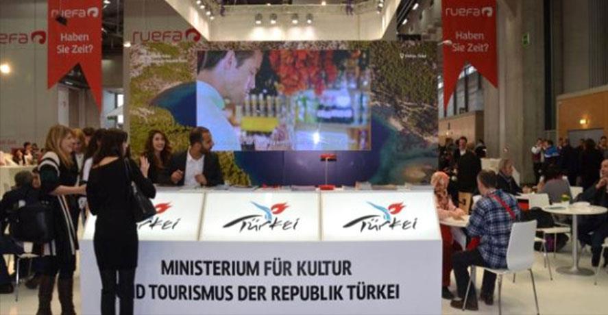 ULUSLARARASI 2017 TURİZM FUARI