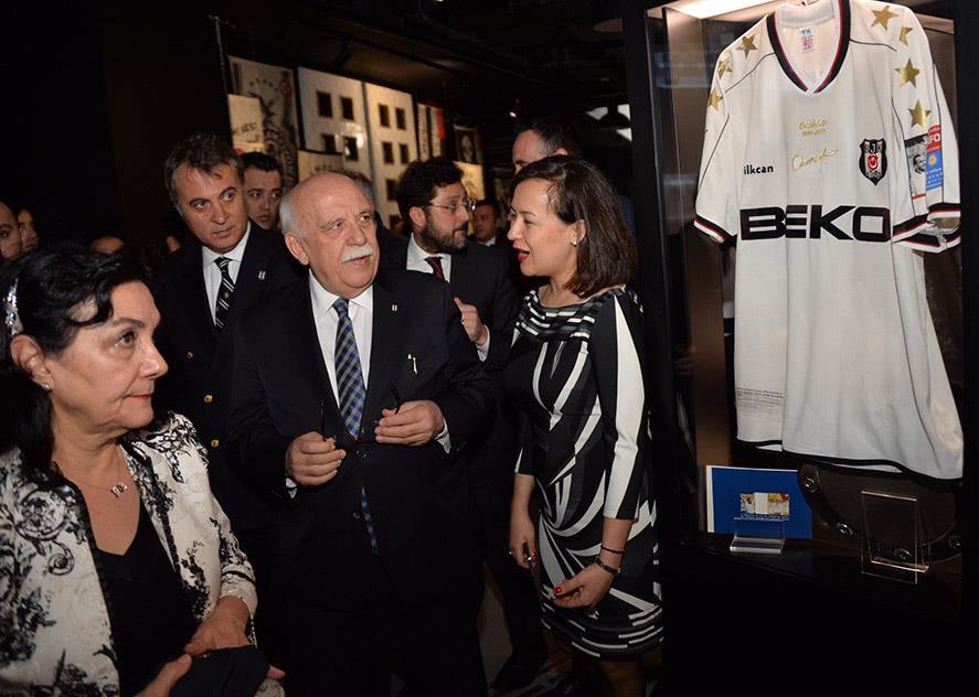 Beşiktaş Müzesi açıldı