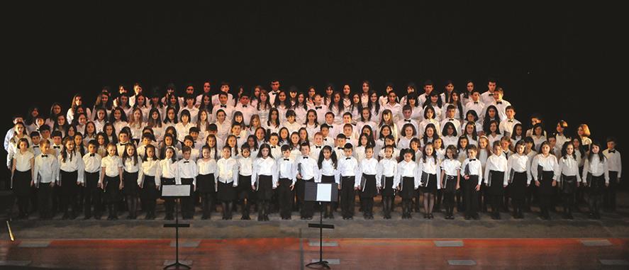 Devlet Opera ve Balesi 190 Dansçı Çocukla Görkemli Bir Kutlama Sunacak