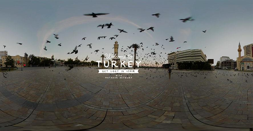 TURKEY HOME-MATADOR NETWORK İŞ BİRLİĞİ