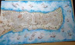 Hatice Günnur KORU     Minyatür- 7 Tepe İstanbul     MANSİYON ÖDÜLÜ